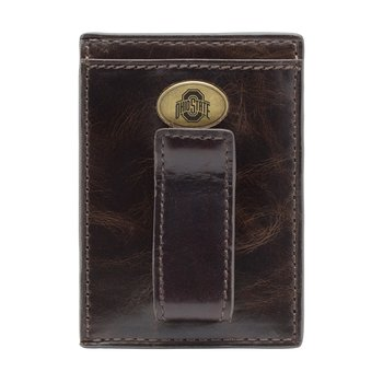 Ohio State Buckeyes Legacy Multicard Front Pocket Wallet