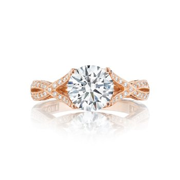 Tacori Women's Engagement Ring - 2565MDRD75PK