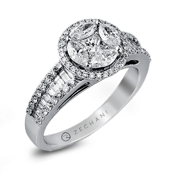ZR682 ENGAGEMENT RING