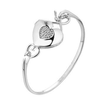 Annabelle Locket Bangle
