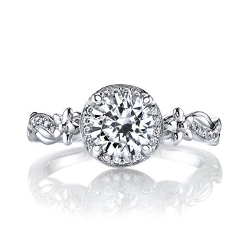 Diamond Engagement Ring 0.10 ct tw