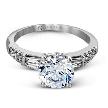 ZR1032 ENGAGEMENT RING