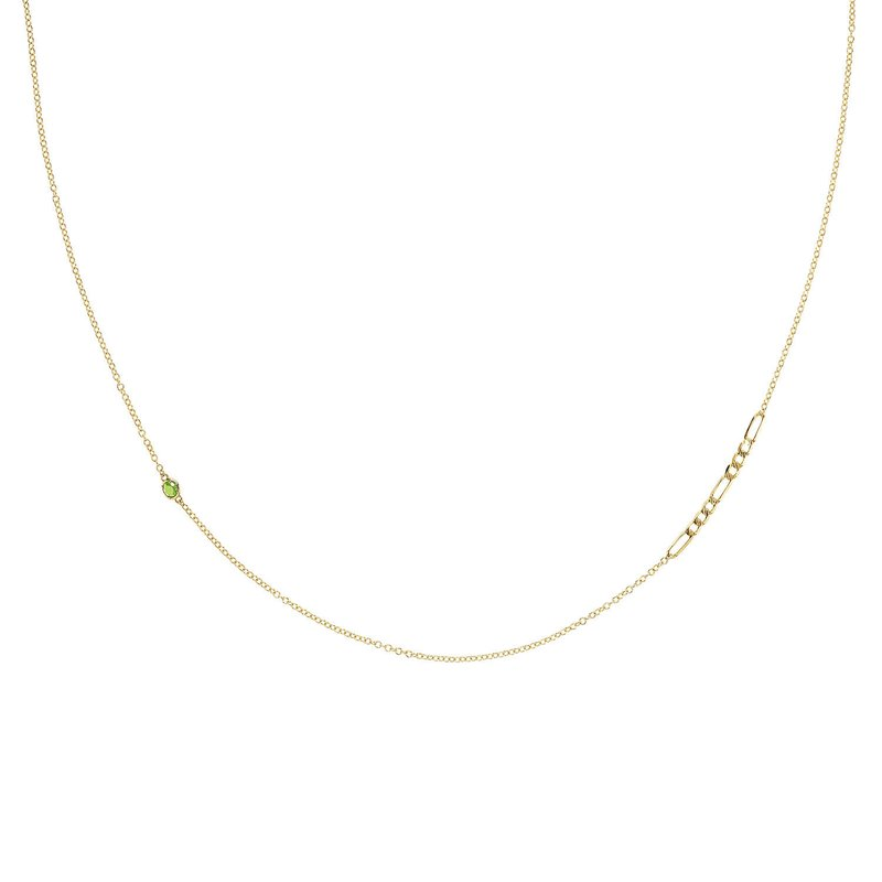Tacori Fashion It Figaros Gem Necklace w/ Peridot