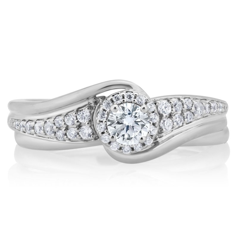 Simply Diamonds BS1845-W1Q37