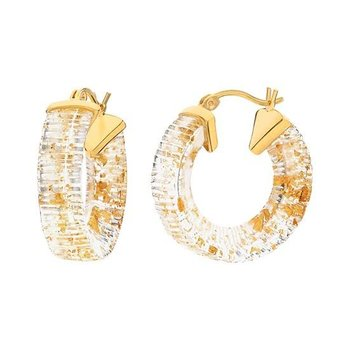 Lucite Hoops 20mm