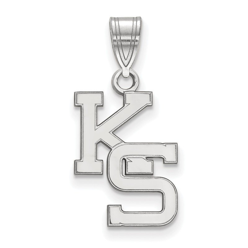NCAA Gold Kansas State University NCAA Pendant