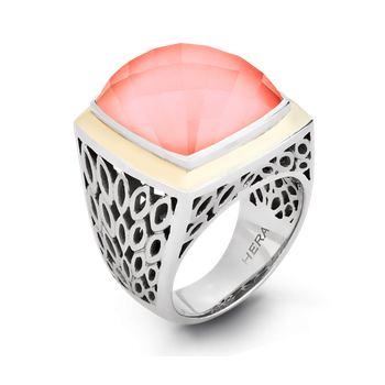 Lido Two Tone Ring