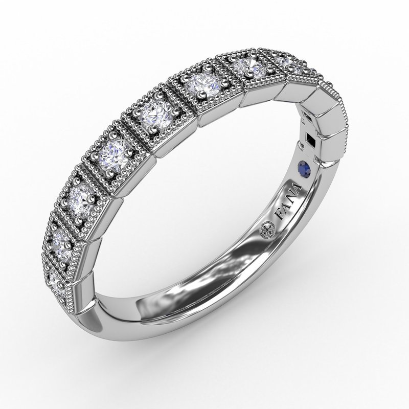 Fana Vintage Diamond Band