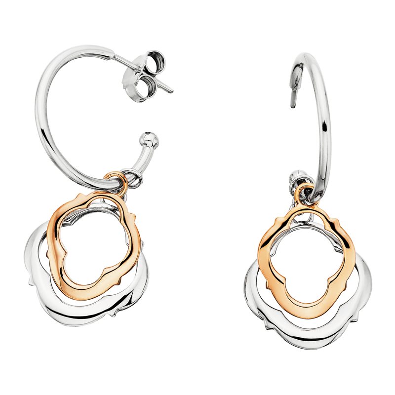Berco Silver Grace Earrings