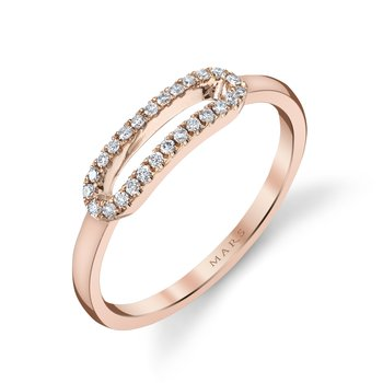MARS 26831 Fashion Ring, 0.12 Ctw.
