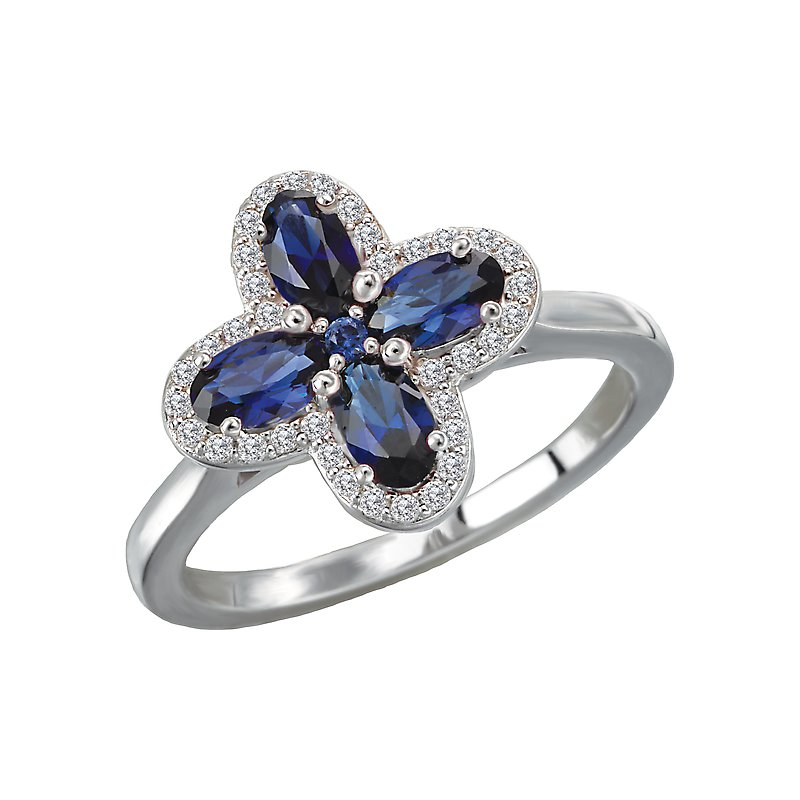 Tesoro Ladies Fashion Gemstone Ring