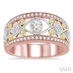 ASHI diamond band