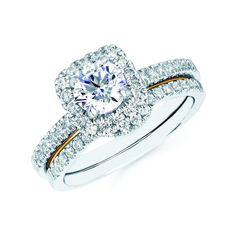 J.F. Kruse Signature Collection Ring RD B 0.38 STD