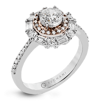ZR1376 ENGAGEMENT RING