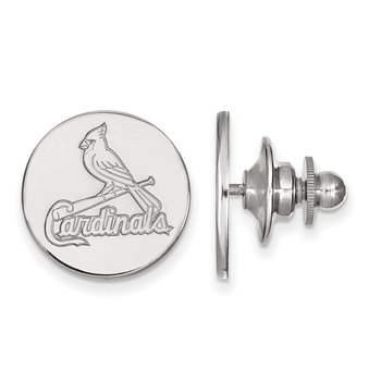 Gold St. Louis Cardinals MLB Lapel Pin