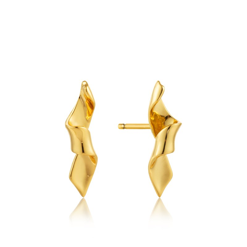 Ania Haie Helix Stud Earrings