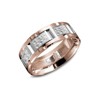 Carlex Generation 1 Mens Ring WB-9331WR