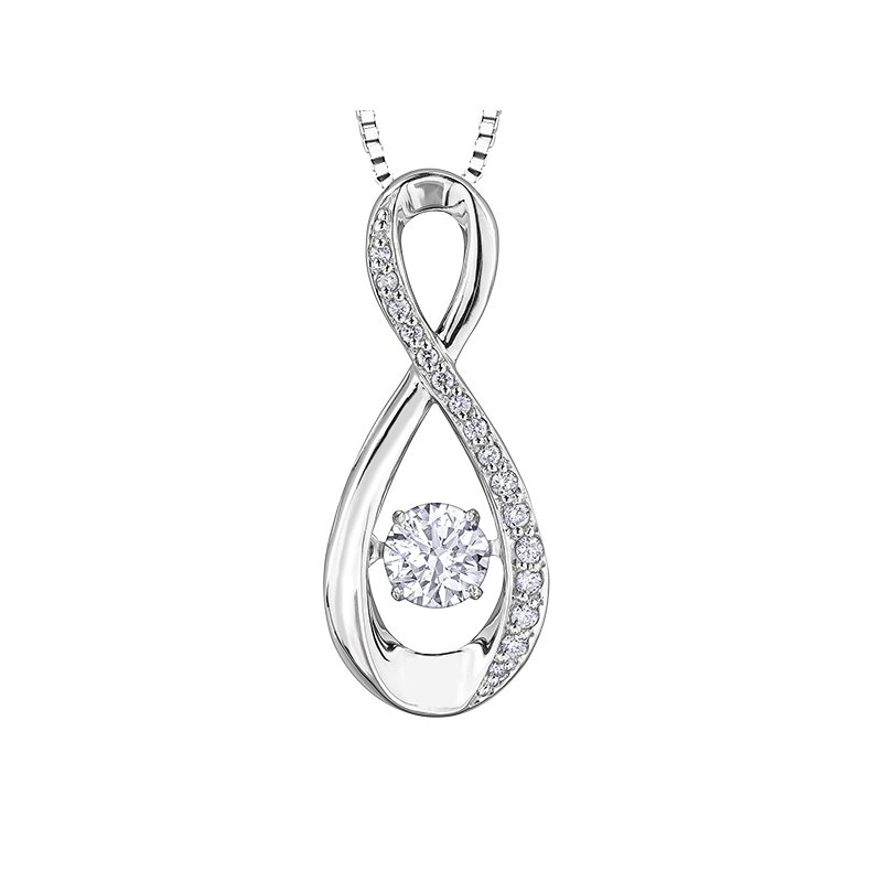 D of D Signature Pulse™ Diamond Pendant