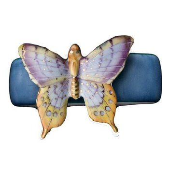 Blue Butterfly Napkin Ring