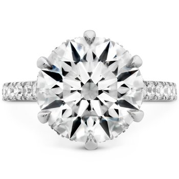 The Primrose Diamond Ring