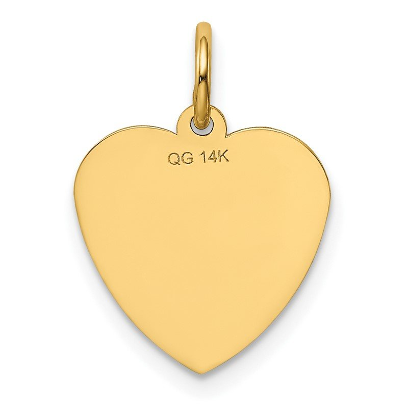 Quality Gold 14K Special Sister Charm