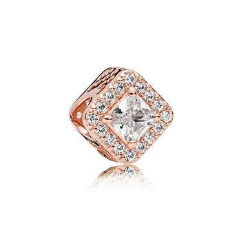 Geometric Radiance, Pandora Rose™ Clear Cz