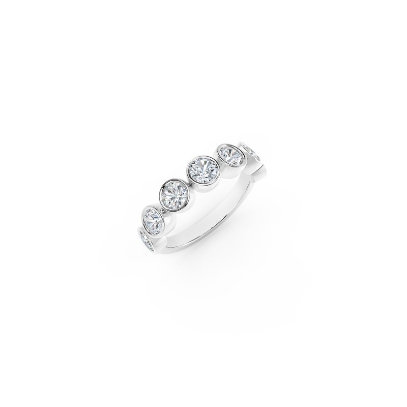 Forevermark Black Label The Forevermark Tribute™ Collection Anniversary Diamond Ring