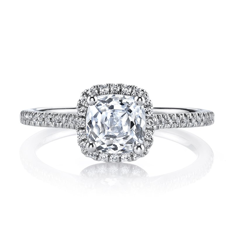 MARS Jewelry 25452 Diamond Engagement Ring 0.26 ct tw