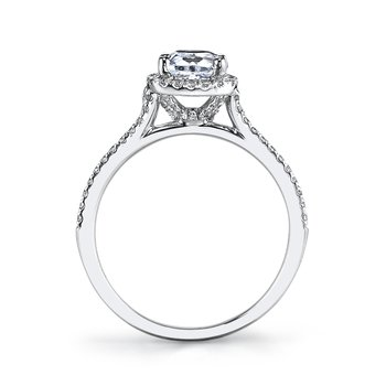 25452 Diamond Engagement Ring 0.26 ct tw