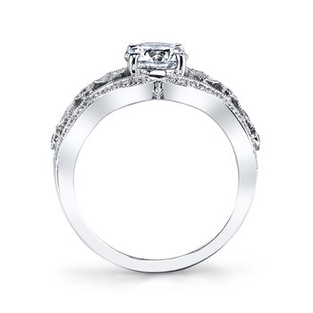 Diamond Engagement Ring, 0.40 ct tw