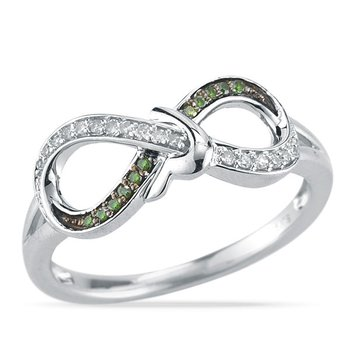 COLORFUL DIAMONDS RING