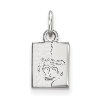 Sterling Silver Pittsburg State University NCAA Pendant