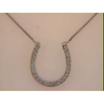 Fishtail Horse Show Necklace