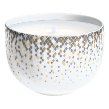 Souffle d'Or medium kaolin scented candle