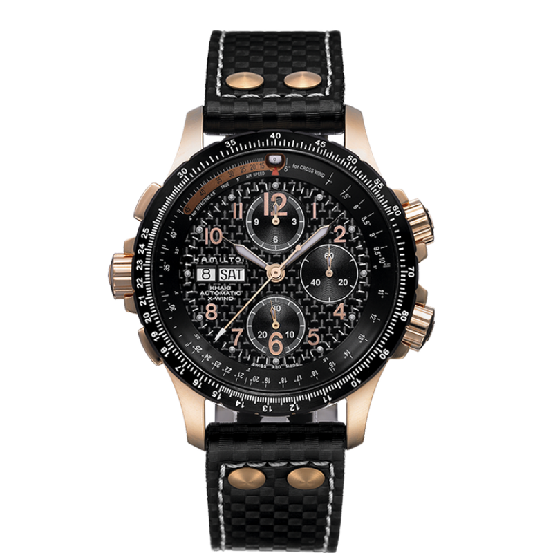 Hamilton Khaki Aviation X-Wind Auto Chrono