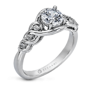 ZR584 ENGAGEMENT RING