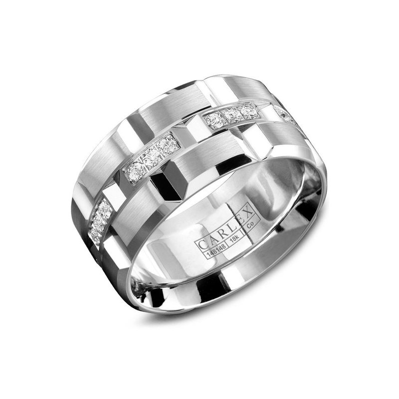 Carlex Carlex Sport Mens Ring WB-9166WC