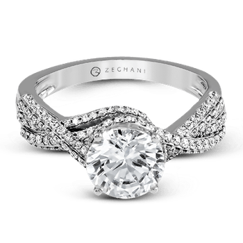 ZR1155 ENGAGEMENT RING