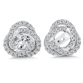 Diamond Earing Jacket ( .68 tw )