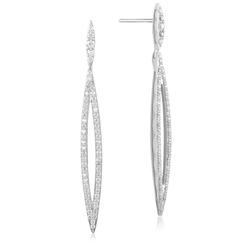 Tacori Fashion Pavé Surfboard Earring
