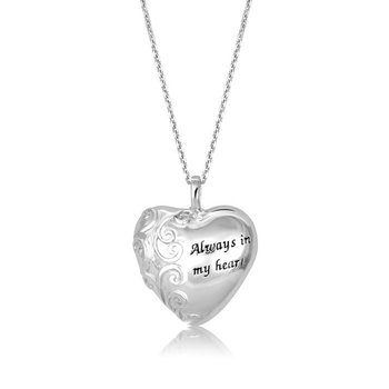 'Always in my heart' Pendant