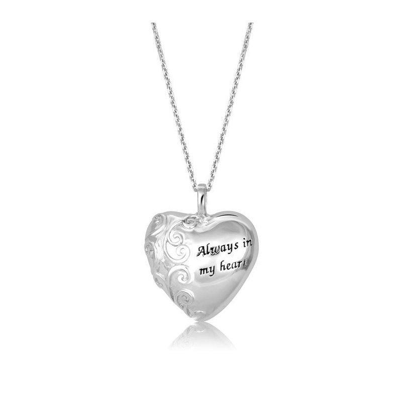 LARUS Jewelry 'Always in my heart' Pendant