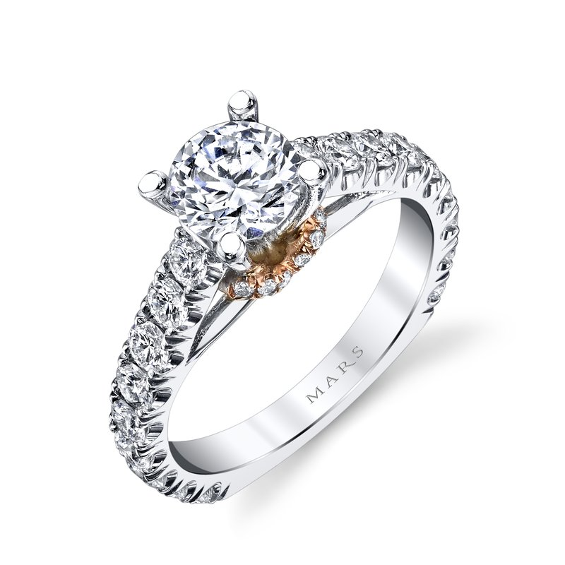 MARS Jewelry - Engagement Ring R261