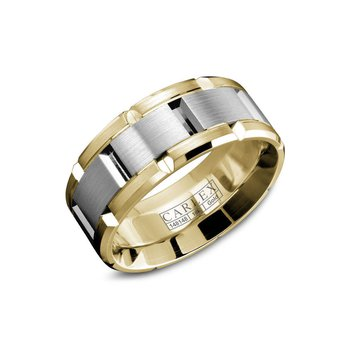 Carlex Generation 1 Mens Ring WB-9167WY