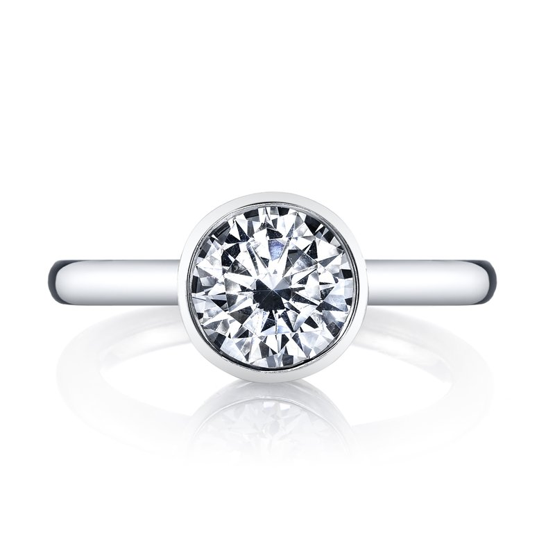 MARS Jewelry MARS 26702 Solitaire Engagement Ring