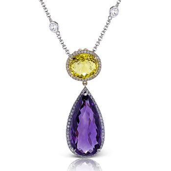 ZP158 COLOR PENDANT