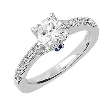 Bridal Ring-RE12626W10AC