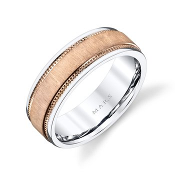 MARS Jewelry - Wedding Band G100