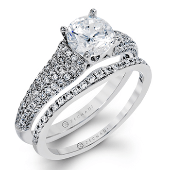 ZR1224 WEDDING SET