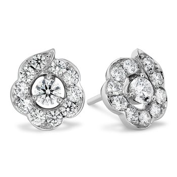 1.15 ctw. Lorelei Bloom Stud Earrings